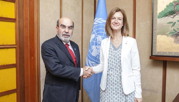 Calvó explica a la FAO les bones pràctiques agràries