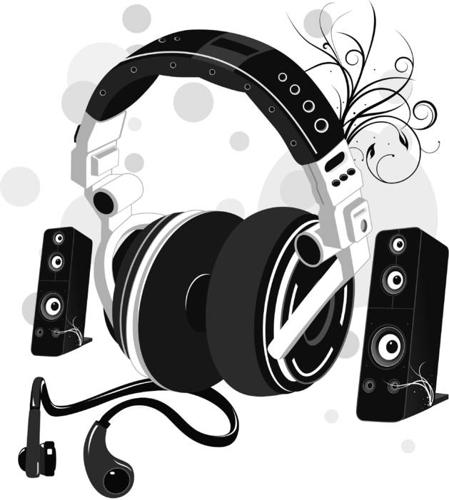 6. No puc fer res sense música. Forma part del procés creatiu i també és una mena de companyia.
