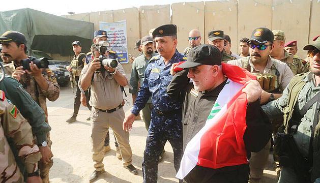 El govern iraquià recupera la segona ciutat del país.