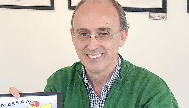 Joan Pieras, president de l'ARCA.