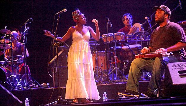 Michael League, a la segona nit de jazz a Escaldes