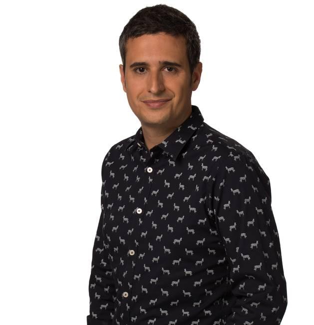 lluís marquina El director i presentador de 'Generació digital' conduirà, amb Montse Tió, 'Els matins d'estiu' de TV3, a partir del 24 de juliol.