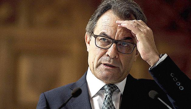 L'ex-president de la Generalitat.