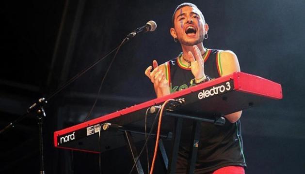 Carbonell, membre fundador de la banda barcelonina.