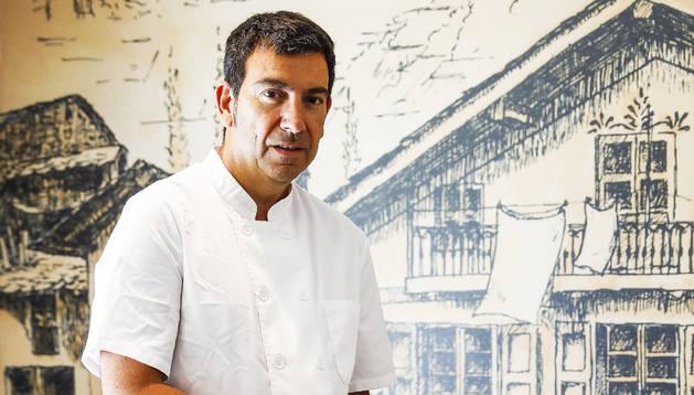 Miquel Canturri, del restaurant MINIM'S