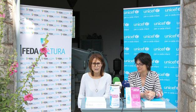 FEDAi Unicef van segellar l'acord.