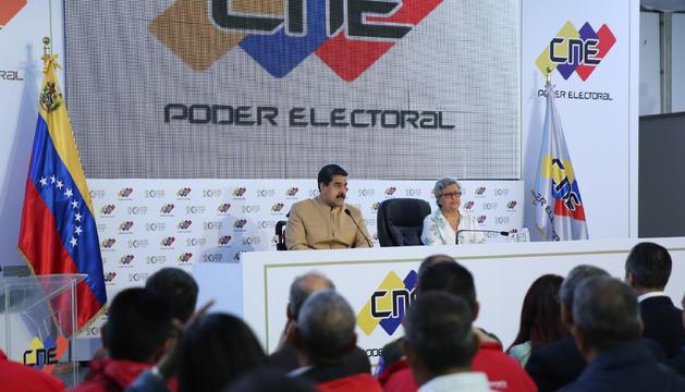 El president veneçolà, Nicolás Maduro.