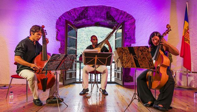 Casa de la vall acull el darrer concert a andorra del femap