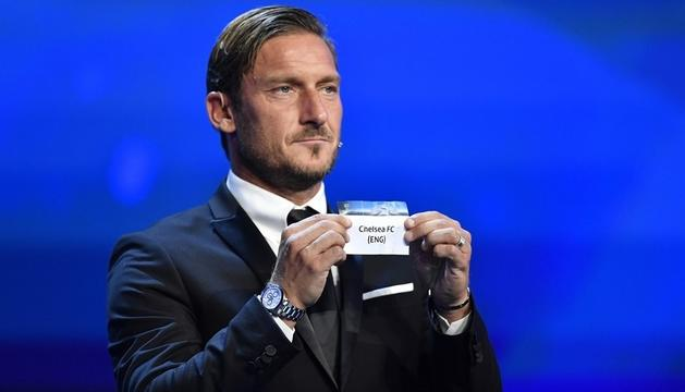 Francesco Totti, retirat aquest estiu, ha estat la ma innocent