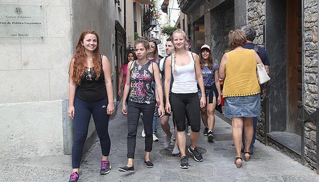 460 estudiants, al campus de català des del 2002