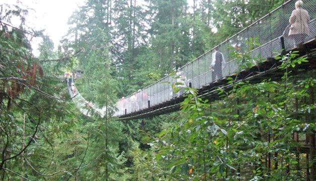 Capilano Bridge (Vancouver)