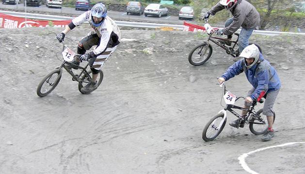 Arinsal acollirà proves del campionat de BMX.