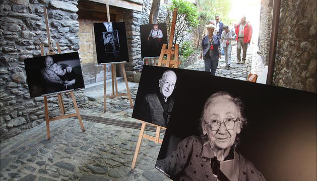 Exposició als Jardins d'art d'Ordino