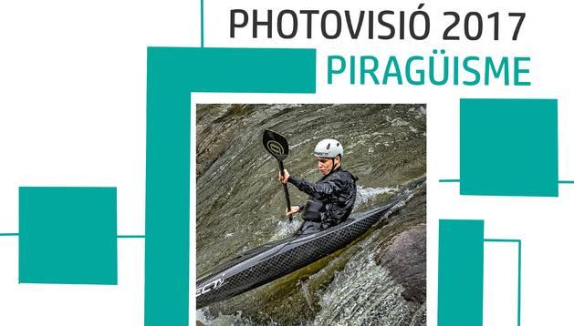 Fotografies de piragüisme al centre cívic El Passeig