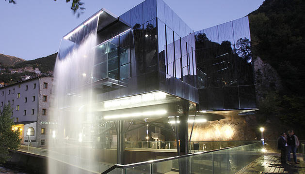 L'espai acollirà una exposició sempre visible des del carrer.