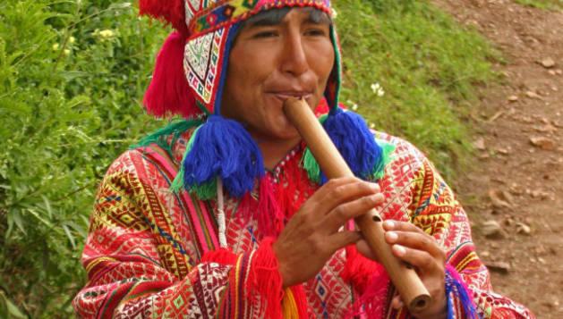8. El folklore peruà em transporta a les meves arrels i em recorda el que soc.