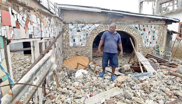 Més d'1,2 milions de persones han patit els efectes de l'huracà.