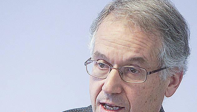 El director general del SAAS, el català Josep Maria Piqué.