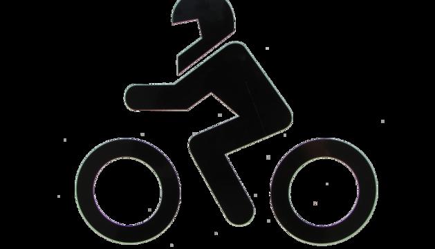 6. La moto m'encanta, m'aporta l'agilitat de moviment adequat.