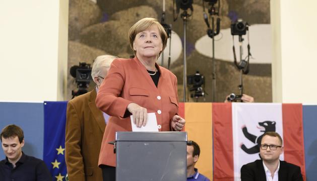 Merkel tornarà a dirigir el país.