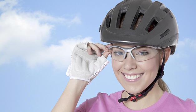 Les ulleres poden ser un inconvenient per fer esport