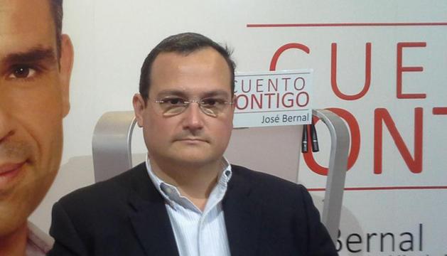 Jaime Olcina, a la foto, va ser dirigent del PSOE a Marbella.