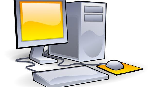 6. L'ordinador l'uso molt i per a tot.