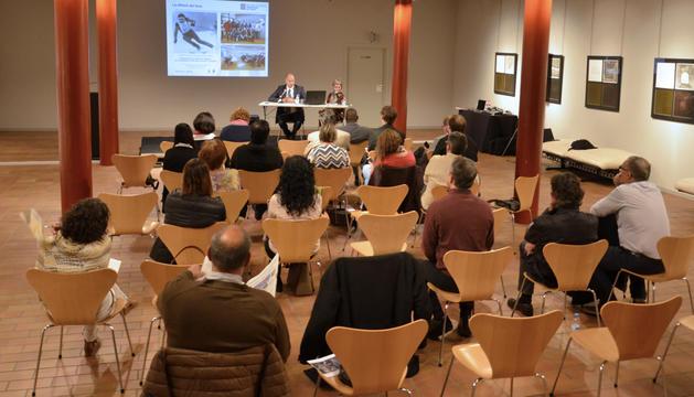 El seminari s'ha dut a terme a l'Auditori Nacional d'Andorra a Ordino i hi han participat una cinquantena de persones.