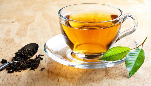 8. M'agrada el te, per començar el dia, per compartir-lo o per acabar-lo.