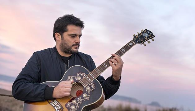 El cantautor català.