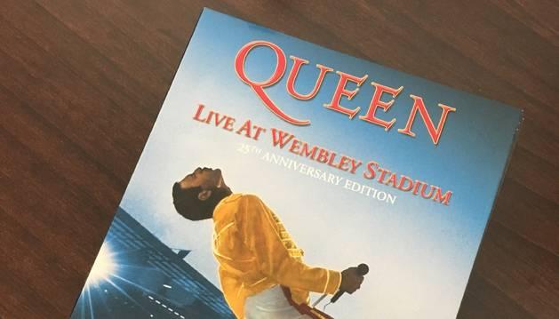 4. M'agrada molt escoltar música, però se'm faria estrany no poder escoltar qualsevol tema de Queen.
