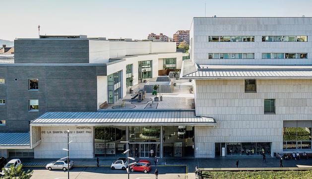 Hospital de Sant Pau.