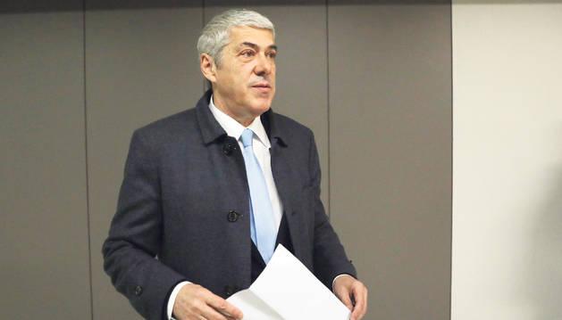 José Sócrates va ser primer ministre de Portugal entre els anys 2005 i 2011.