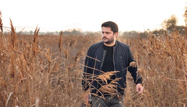 Miquel Abras, un músic que ja coneix bé els escenaris andorrans.