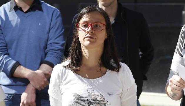 Vanessa Mendoza, presidenta d'Stop Violències.