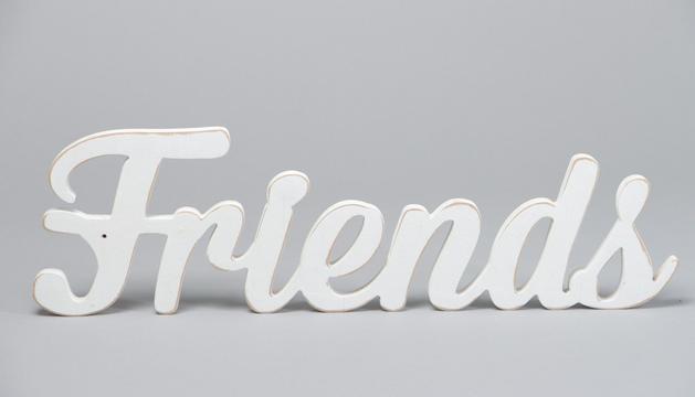 5. Tenir amistats és important. No m'agrada la solitud.