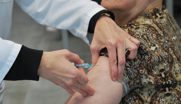 Es recomana vacunar-se durant els mesos d'octubre i novembre.