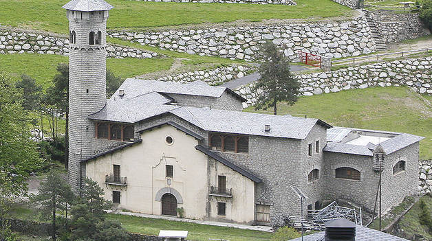Restauració dels emissors de Ràdio Andorra
