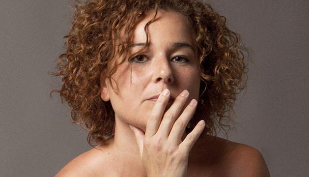 Aranza Coello, directora i protagonista de 'La batalla'.