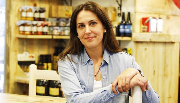 Ana Cerezo.