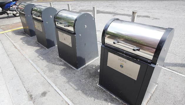 El reciclatge, a l'estand de Medi Ambient de la Fira