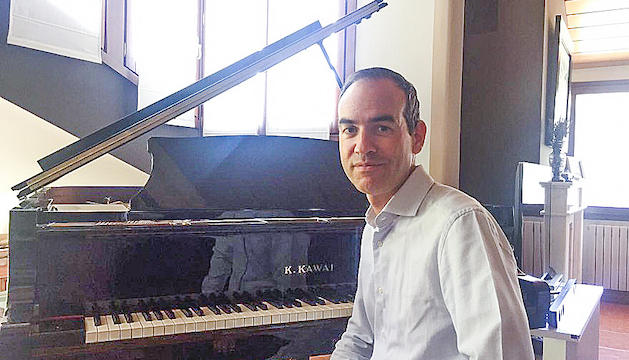 L'exministre Jordi Alcobé.