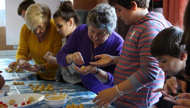 El taller es va celebrar ahir a la casa pairal d'Ordino.