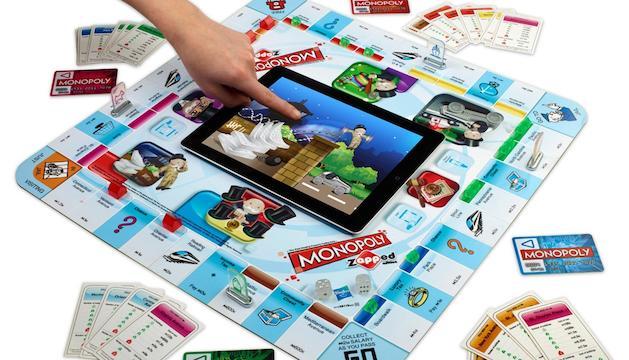 Versió digital del Monopoly.