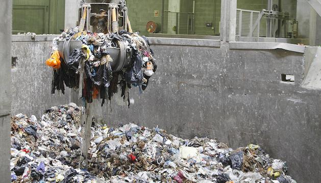 La planta del Centre de tractament de residus genera el 4% del consum energètic anual.