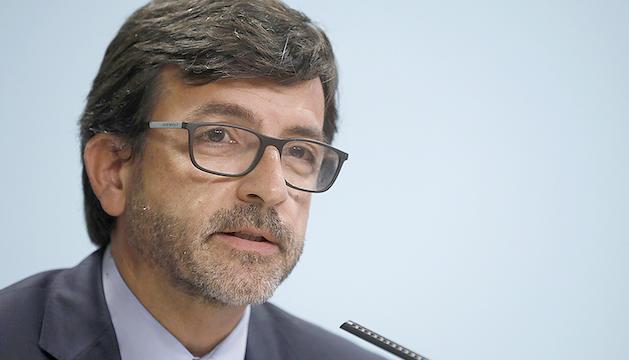 Jordi Cinca afirma que el debat del candidat de DA no s'ha d'obrir abans de sis mesos.
