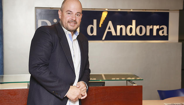 Jordi Torres es mostra satisfet per l'aprovació de la reforma comunal.