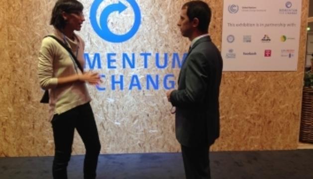 Participació de la delegació andorrana a la COP23
