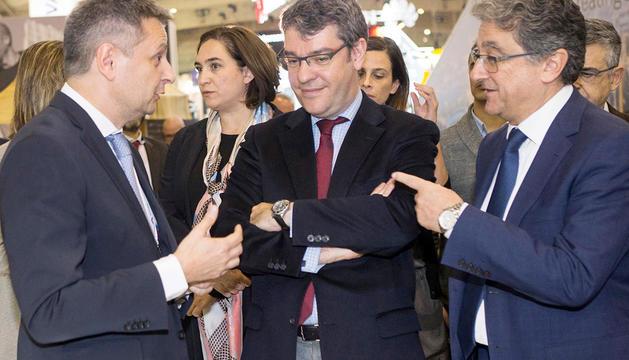 Saboya exposa les potencialitats del país en innovació