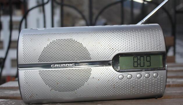 2. Per estar al cas de tot, la ràdio que mai falla.